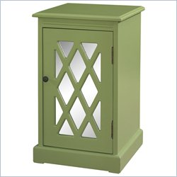 Powell Furniture Chippendale Table in Olive