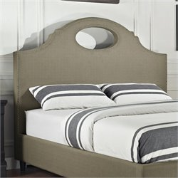 Powell Furniture King Headboard in Tan