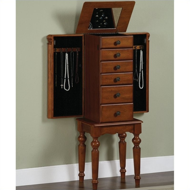 Powell Furniture Jewelry Armoire