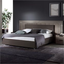 Rossetto Ali Queen Platform Bed