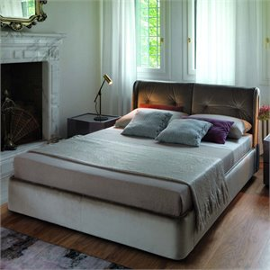 Rossetto Chimera queen bed