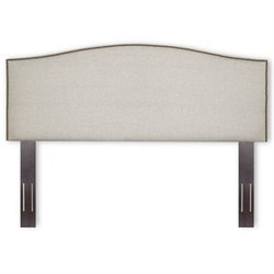 Fashion Bed Carlisle King California King Upholstered Headboard