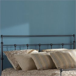 Fashion Bed Winslow Spindle Headboard in Mahogany  - Twin