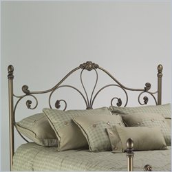Fashion Bed Aynsley Majestique Metal Headboard - Twin