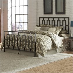 Fashion Bed Miami Spindle Headboard in Coffee - Full