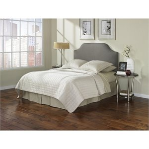 Bed in Taupe