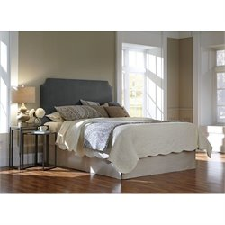 Fashion Bed Provence Bed in Charcoal