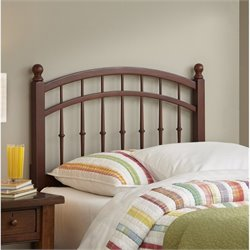 Fashion Bed Bailey Headboard in Merlot