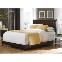 Fashion Bed Bridgeport Bed in Espresso