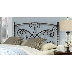 Fashion Bed Charisma Headboard in Copper Chrome