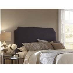 Fashion Bed Provence Headboard in Charcoal