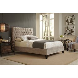 Fashion Bed Reims Bed in Mouse