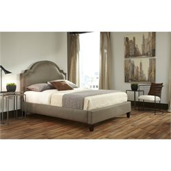 Fashion Bed Westminster Bed in Pewter
