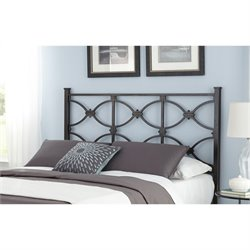 Fashion Bed Marlo Headboard in Black