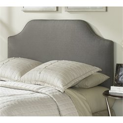 Fashion Bed Bordeaux King Headboard in Dolphin