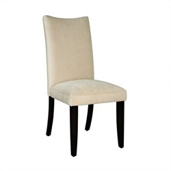 Standard Furniture La Jolla Parson's Chairs Chair in Taupe