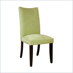 Standard Furniture La Jolla Parson's Chairs Chair in Green