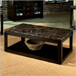 Standard Furniture Bella Coffee Table with Marbella Top
