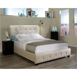 Standard Furniture Madison Square in Microfiber Taupe - Queen Size