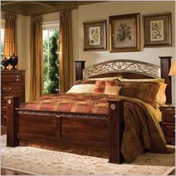 Standard Furniture Triomphe Poster Bed - Queen