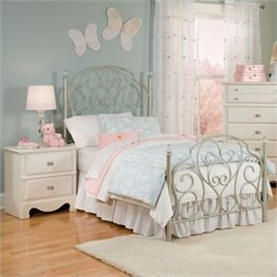 Standard Furniture Spring Rose 3 Piece Bedroom Set