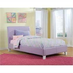 Standard Furniture Fantasia Bed in Lavender - Twin