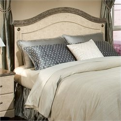 Standard Furniture Florence Queen Panel Headboard in Beige