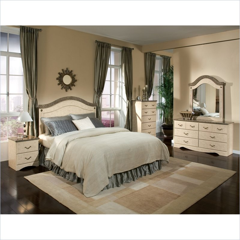 Florence 4 Piece Bedroom Set