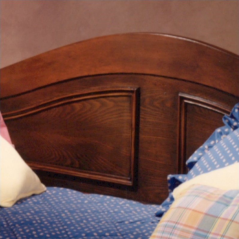 Hillsdale Bedford Solid Wood Daybed in Cherry Finish