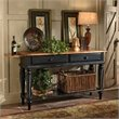 Hillsdale Wilshire Sideboard Table in Antique Black