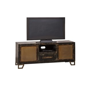 Hillsdale Bridgewater TV Stand in Black