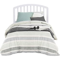 Carolina Headboard in White