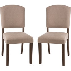 Hillsdale Emerson Parson Dining Chair (Set of 2)
