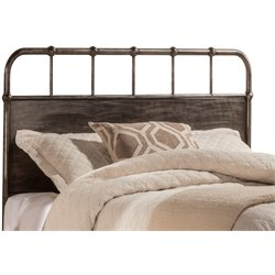 Grayson Headboard in Rubbed Black