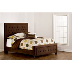 Hillsdale Kaylie Upholstered King California King Panel Bed