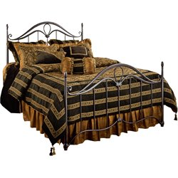 Hillsdale Kendall Full Poster Bed in Bronze