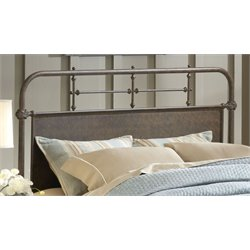 Hillsdale Kensington Full Queen Panel Headboard in Old Rust