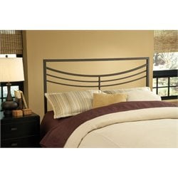 Hillsdale Kingston King Spindle Headboard in Brown