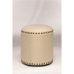 Hillsdale Laura Vanity Stool in Cream