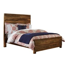 Hillsdale Madera Queen Panel Bed in Natural