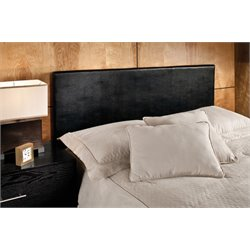 Hillsdale Springfield Twin Panel Headboard in Black