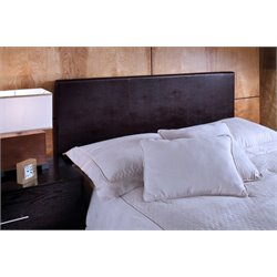 Hillsdale Springfield Twin Panel Headboard in Brown
