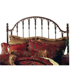 Tyler Headboard in Antique Bronze