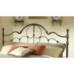 Hillsdale Venetian King Spindle Headboard in Old Bronze