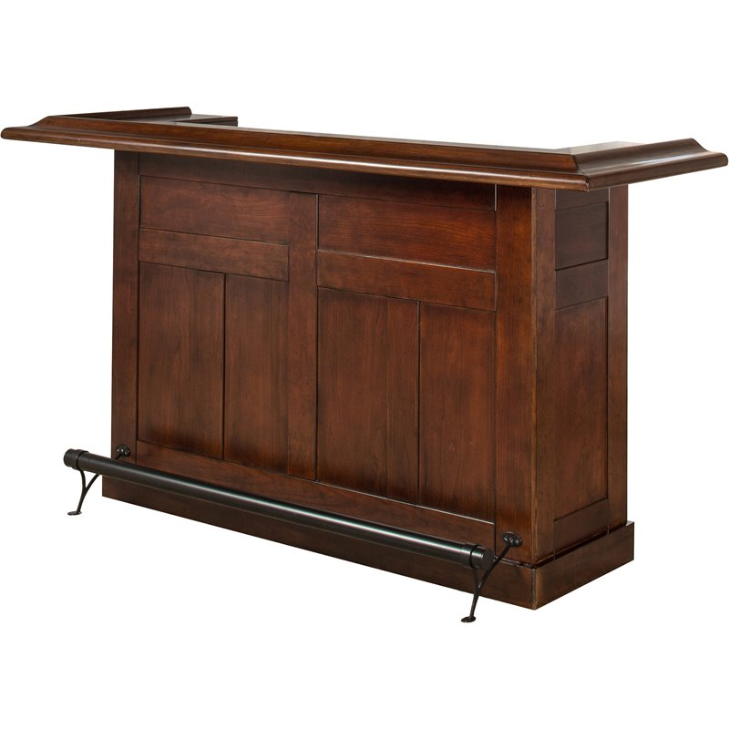 Hillsdale Classic Wooden Home Bar in Warm Cherry 62578ACHE : 145858 L from www.cymax.com size 798 x 798 jpeg 173kB