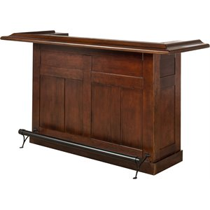 Classic Large Home Bar