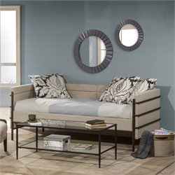 Hillsdale Comfy Daybed in Brown