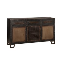 Hillsdale Bridgewater 5 Drawer Console Table