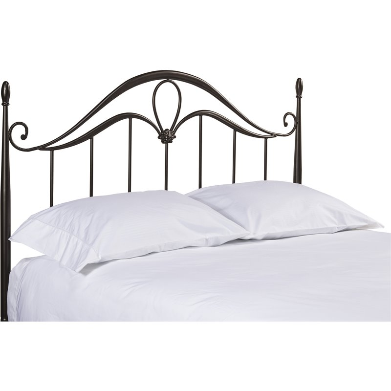 Hillsdale Kendall Full/Queen Headboard with Frame in Bronze
