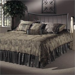 Hillsdale Edgewood Metal Bed - King